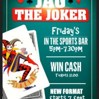 New Jag the Joker Coming Sept 7